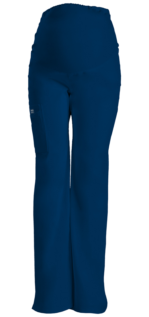 Photograph of Maternity Knit Waist Pull-On Pant