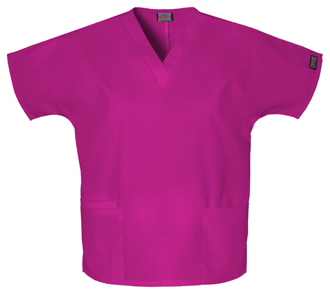 WW Originals Women's V-Neck Top Pink
