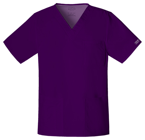 Photograph of Unisex V-Neck Top