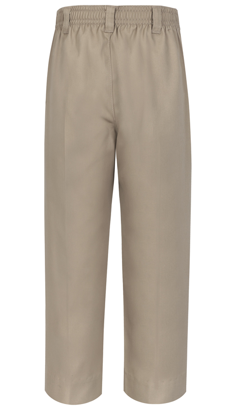 Photograph of Preschool Unisex Flat Front Pant