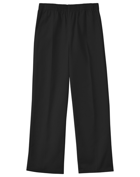 Classroom Child's Unisex Unisex Pull On Pant Black