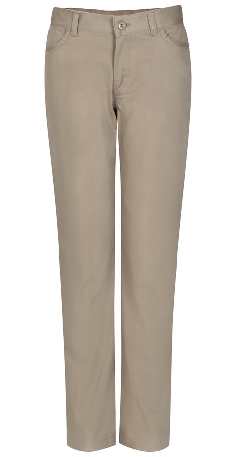 Classroom Uniforms Classroom Girl's Girls Matchstick Narrow Leg Pant Khaki