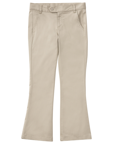 Photograph of Jr Stretch Moderate Flare Leg Pant