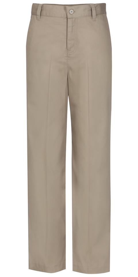 Classroom Uniforms Classroom Girl's Girls Flat Front Trouser Pant Khaki