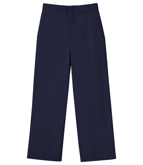 Photograph of Junior Stretch Flat front Pant