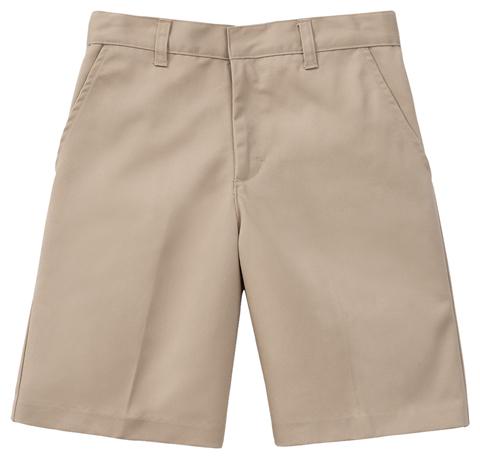 Classroom Uniforms Classroom Preschool Preschool Unisex Flat Front Short Khaki