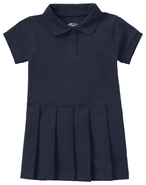 Photograph of Preschool Pique Polo Dress