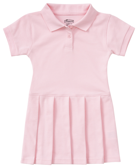 Photograph of Toddler S/S Pique Polo Dres