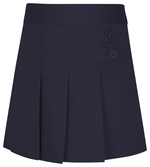 Photograph of Preschool Girls Tab Pleat Scooter