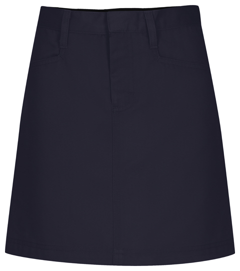 Classroom Junior's Juniors A-Line Skirt Blue