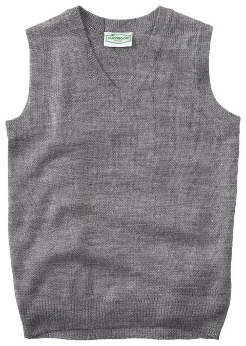 Photograph of Youth Unisex V- Neck Sweater Vest