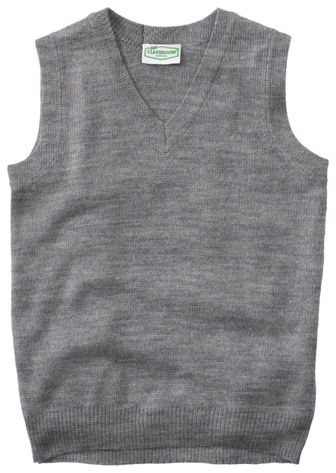 Photograph of Adult Unisex V-Neck Sweater Vest