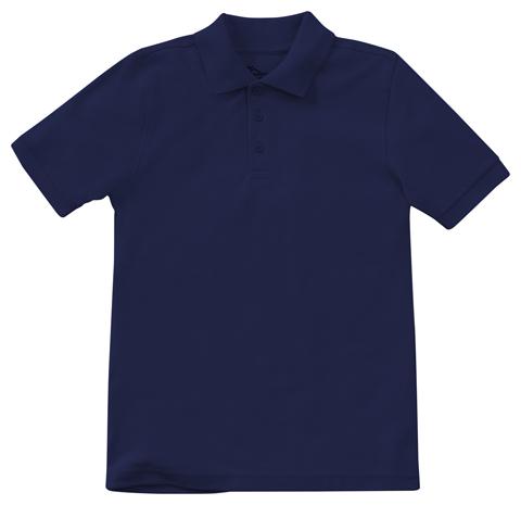 Classroom Uniforms Classroom Preschool Preschool Unisex SS Pique Polo Blue