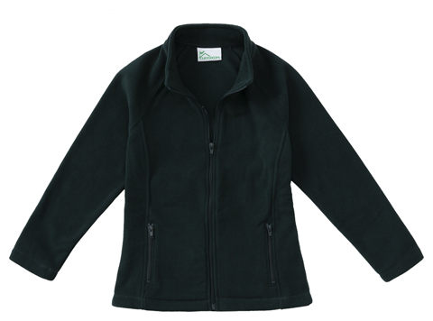 Photograph of Junior Fitted Polar Fleece Jacket