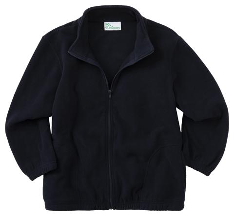Photograph of Youth Unisex Polar Fleece Jacket