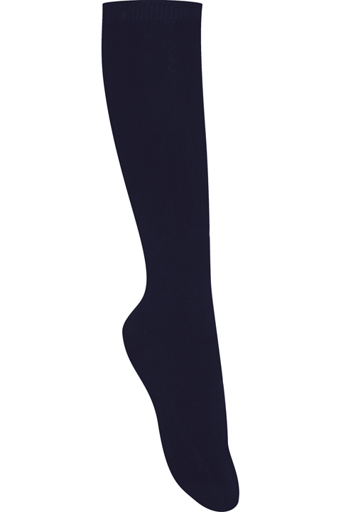 Photograph of Girls/Juniors Opaque Knee Hi Socks 3 PK
