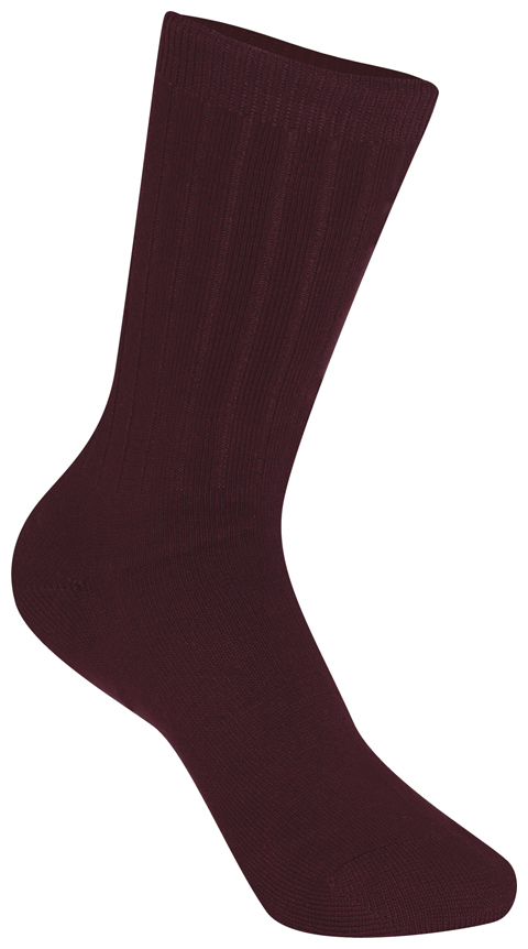 Photograph of Unisex Rib Crew Socks 3 PK