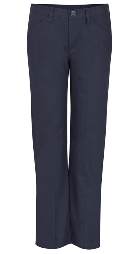Classroom Girl Girls Low Rise Pant Blue