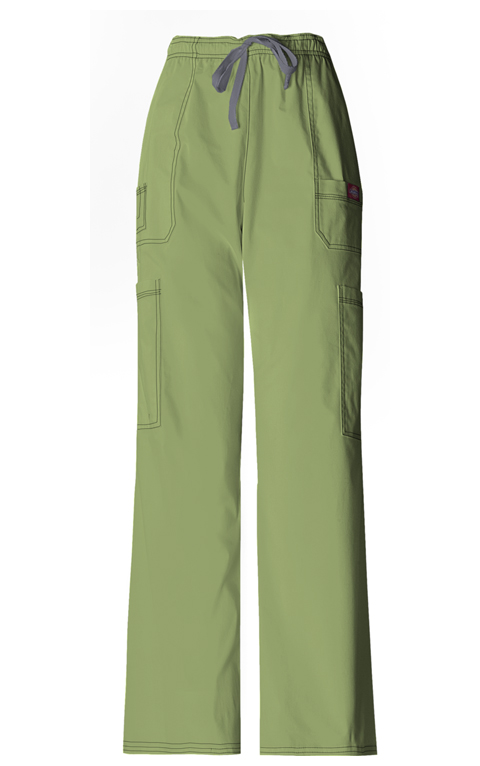 Dickies Gen Flex Men's Men's Drawstring Cargo Pant Green