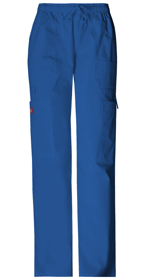 Dickies Gen Flex Men's Men's Drawstring Cargo Pant Blue
