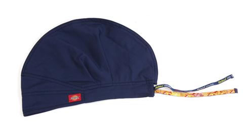 Dickies EDS Signature Stretch Unisex Unisex Scrub Hat Blue