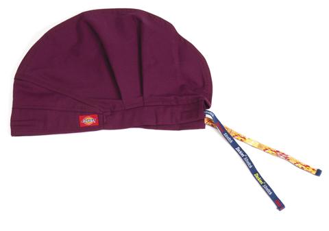 Dickies EDS Signature Stretch Unisex Unisex Scrub Hat Red