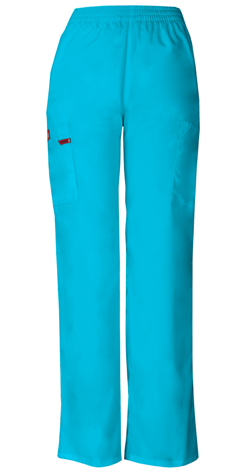 Dickies Dickies EDS Signature Women's Natural Rise Tapered Leg Pull-On Pant Blue