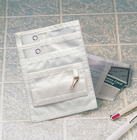 ADC Unisex Pocket Pal II White