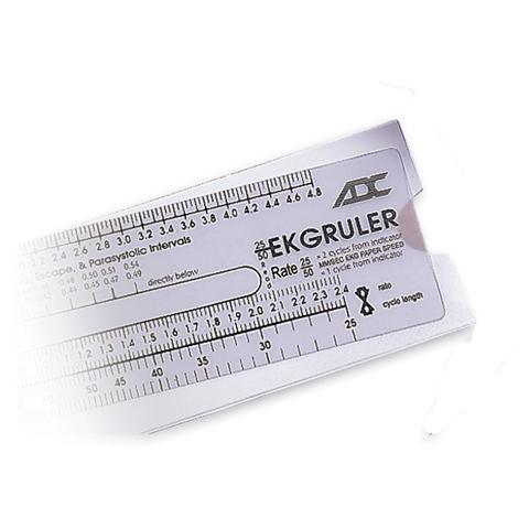 ADC Unisex EKG Ruler Neutral