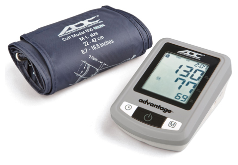 Photograph of Advantage Automatic Digital BP Monitor