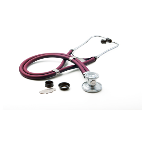 ADC Unisex ADSCOPE641 Sprague Rappaport Stethoscope Purple