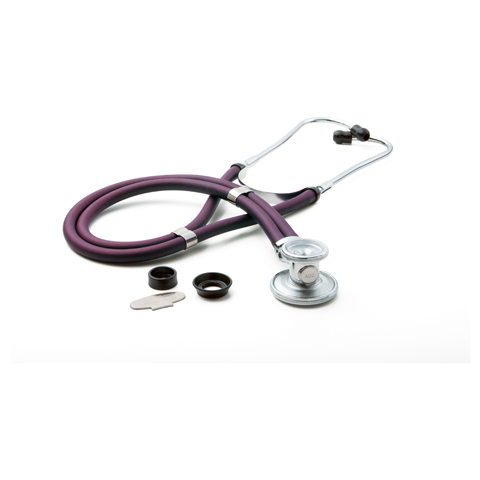 ADC Unisex ADSCOPE641 Sprague Rappaport Stethoscope Purple
