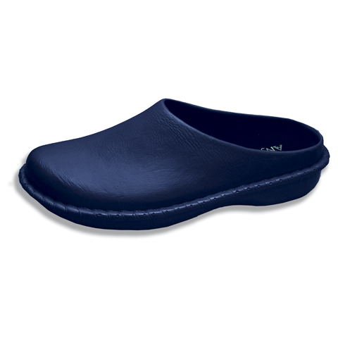 Anywear Medical Footwear Unisex DBL Clog Blue