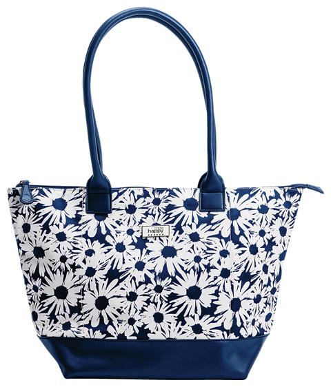 Code Happy Cura Fashion Tote Bag