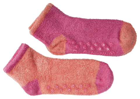 Photograph of Spa Sock W/Shea Butter